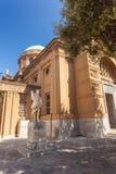 Chiesa di San Giorgio al Corso Royalty Free Stock Image