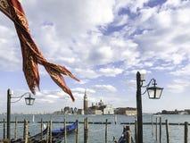 Chiesa di San Giorgio Maggiore à Venise, Italie Image libre de droits