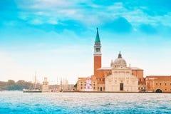 Chiesa di San Giorgio Maggiore Royaltyfri Foto
