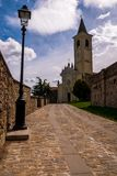 Chiesa Di SAN Giovanni Battista στοκ φωτογραφίες με δικαίωμα ελεύθερης χρήσης