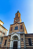 Chiesa di San Giovanni Evangelista in Turin, Italy Royalty Free Stock Photography