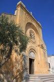 Chiesa di San Giuseppe in Santa Cesarea Terme, Italy Stock Photos