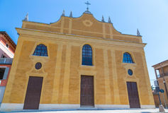Chiesa di San Giuseppe Scandiano Emilia Romagna Italy.  royalty free stock photography