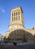Chiesa di San Lorenzo de Sahagun a Leon Immagine Stock