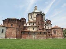 Chiesa di San Lorenzo, Milano Fotografia Stock Libera da Diritti