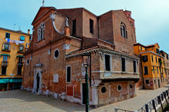 Chiesa di San Martino, Venezia, Italia Immagini Stock