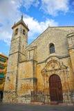 Chiesa di San Mateo a provincia di Lucena, Cordova, Andalusia, Spagna Fotografia Stock