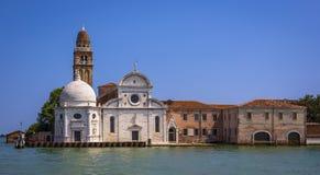 Chiesa di San Michele in Isola Fotografia Stock Libera da Diritti