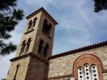 Chiesa di San Nicola, Chalandri, Atene, Grecia Fotografia Stock