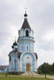Chiesa di San Nicola il Wonderworker nel san-p di Ozerki Russia Immagine Stock
