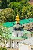 Chiesa di San Nicola nel Kyiv Pechersk Lavra, Ucraina immagine stock