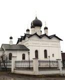 Chiesa di San Nicola in Staraya Russa Fotografia Stock Libera da Diritti
