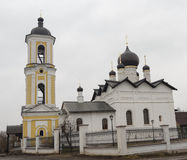 Chiesa di San Nicola in Staraya Russa Fotografia Stock
