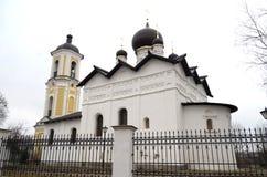 Chiesa di San Nicola in Staraya Russa Immagine Stock Libera da Diritti