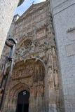Chiesa di San Pablo a Valladolid immagini stock libere da diritti