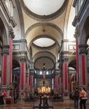 Chiesa di San Salvador a Venezia fotografia stock libera da diritti