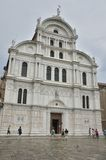 Chiesa di San Zaccaria Fotografie Stock