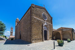 Chiesa di Sant'Agostino Stock Images