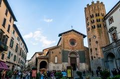 Chiesa Di sant'Andrea obraz royalty free