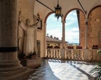Chiesa di Santa Caterina, Siena, Italia Fotografia Stock