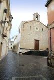 Chiesa di Santa Chiara Oristano Sardinia Italy Royalty Free Stock Photography