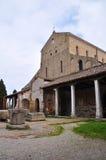 Chiesa di Santa Fosca in Torcello Stock Photo