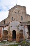 Chiesa di Santa Fosca in Torcello Royalty Free Stock Photo