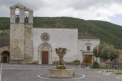 Chiesa di Santa Maria Assunta Royaltyfri Bild