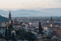 Chiesa di Santa Maria de Carmine, Firenze Fotografie Stock Libere da Diritti