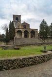 Chiesa di Santa Maria della Libera arkivfoto
