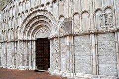 Chiesa di Santa Maria della Piazza Ancona royaltyfria bilder