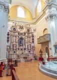 Chiesa di Santa Maria Delle Grazie Galatina, Puglia, Italia Fotografia Stock