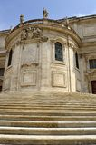 Chiesa di Santa Maria Maggiore dei Di di Papale della basilica Fotografia Stock