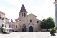 Chiesa di Santa Maria Maior fotografia stock libera da diritti