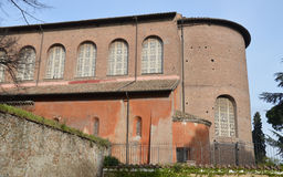 Chiesa di Santa Sabina a Roma, Italia Immagine Stock