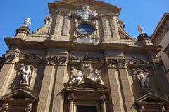 Chiesa di Santi Michele e Gaetano Baroque a Firenze, Italia immagine stock libera da diritti