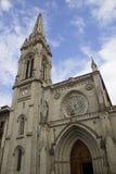Chiesa di Santiago, Bilbao Immagini Stock