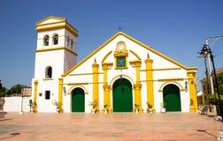 Chiesa di Santo Domingo Immagini Stock
