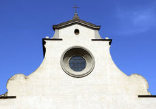 Chiesa di santo spirito,florence,italy Royalty Free Stock Images