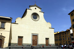 Chiesa di santo spirito,florence,italy Stock Images