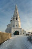Chiesa di Spasskaya in Balakhna. La Russia Fotografia Stock