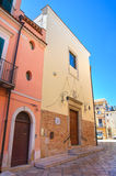 Chiesa di St Anna Torremaggiore La Puglia L'Italia Immagine Stock