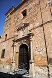 Chiesa di St Augustine, Almagro, Spagna Fotografia Stock Libera da Diritti