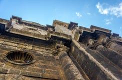 Chiesa di St Francis di Assisi, Havana Cuba Fotografia Stock