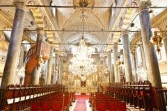Chiesa di St George, Costantinopoli, Turchia Immagini Stock