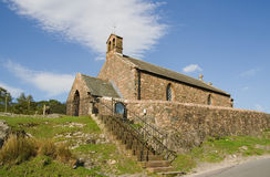 Chiesa di St.James, Buttermere, distretto del lago Fotografia Stock