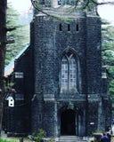 Chiesa di St John & di x27; s nella regione selvaggia fotografia stock libera da diritti