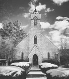 Chiesa di St Joseph dentro Fotografia Stock Libera da Diritti