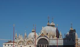 Chiesa di St Mark a Venezia Immagini Stock Libere da Diritti