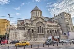 Chiesa di St Peter e di St Paul a Costantinopoli Fotografie Stock